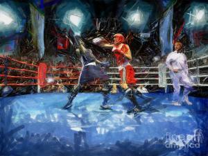 Boxing by Murphy Elliot