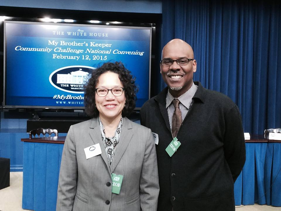 From the white house to south seattle my brothers keeper south the photo is of mariko lockhart director of the seattle youth violence prevention initiative and thecheapjerseys Image collections