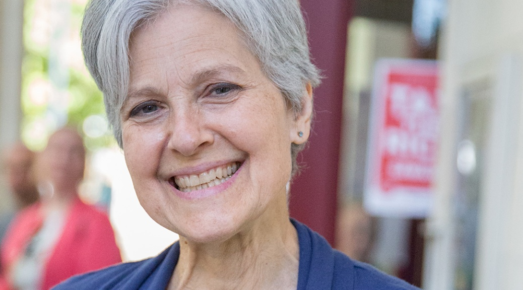 Dr. Jill Stein in Seattle