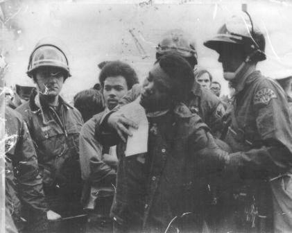 Gossett Dixon et al arrest Franklin HS 1968