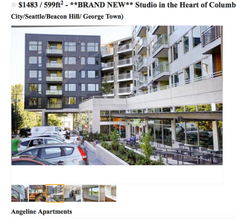 Craigslist Seattle Apartments For Rent