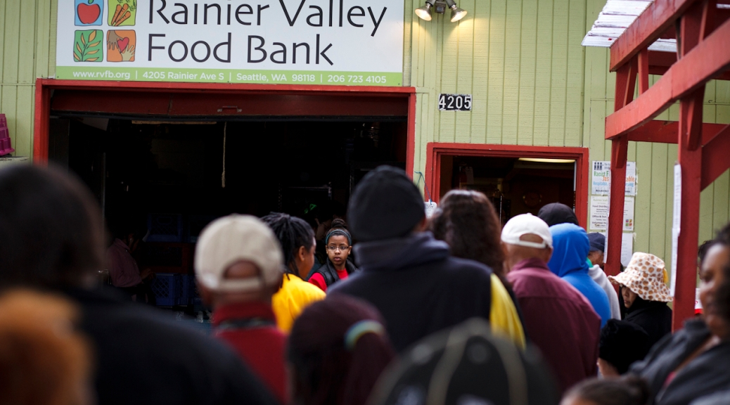 © Rebecca Bowring Courtesy of Rainier Valley Food Bank
