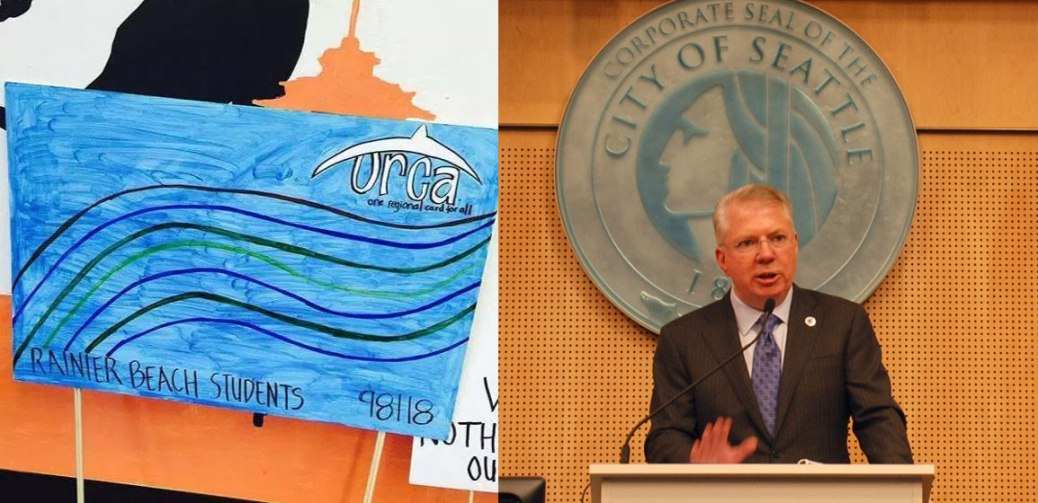 "South Seattle Emerald News Gleams: Free ORCA Cards for Students, Mayor's ""Telephone Town Hall"""