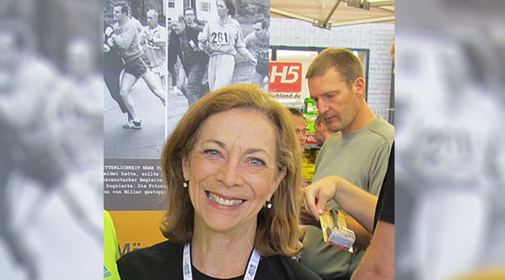 Kathrine Switzer - Revolutionary Women