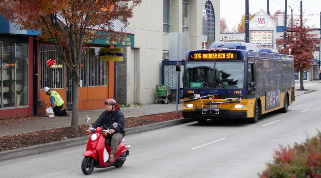 Revised Metro Route 106 Brings Quicker Service, Fewer