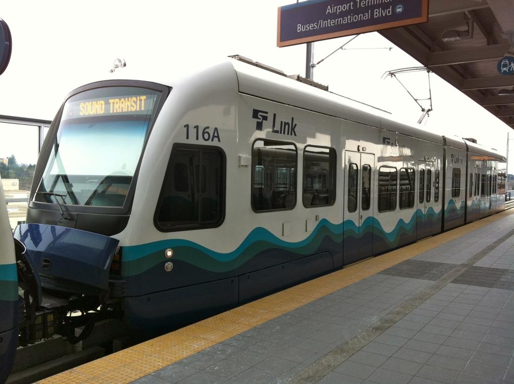 Seattle Light Rail - 1