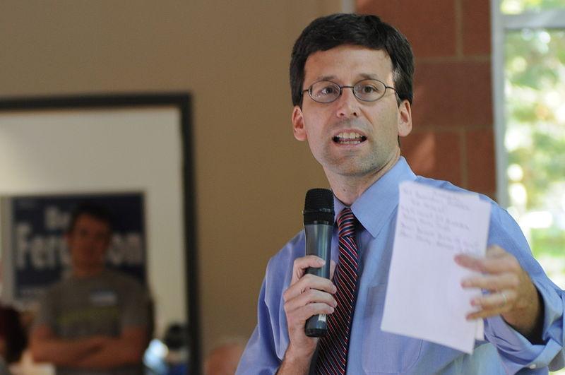 WA Attorney General Bob Ferguson