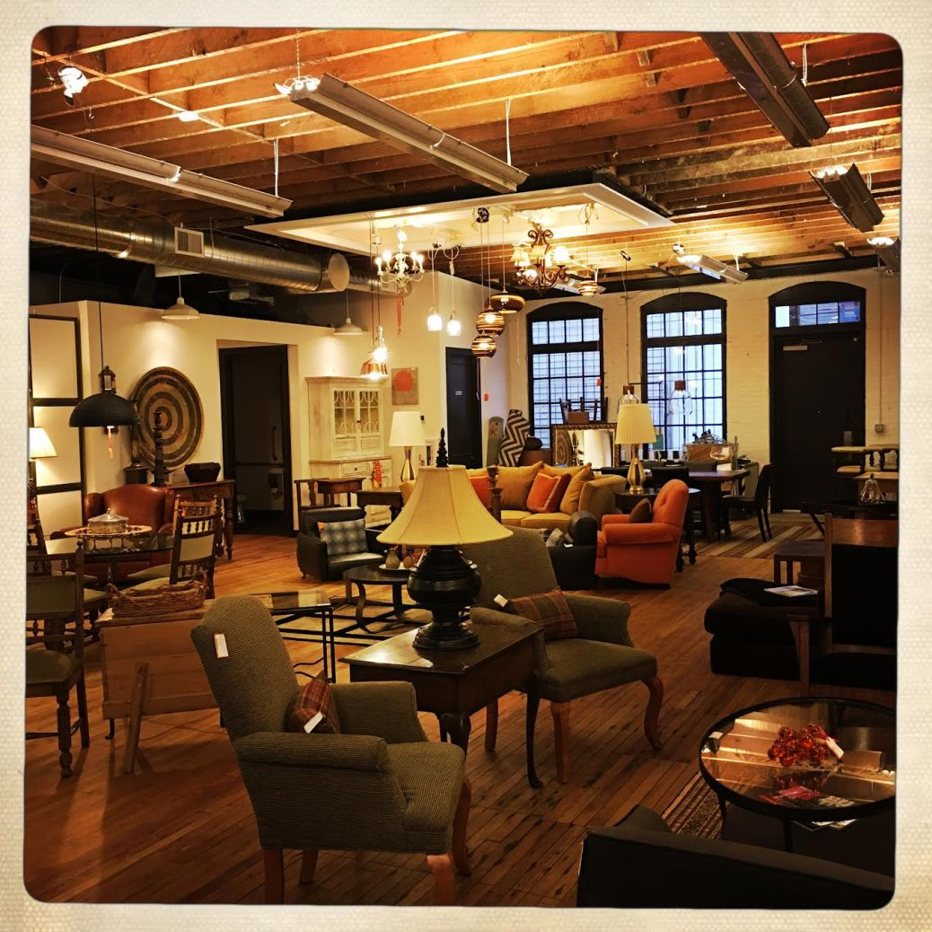 Columbia City's Phase Two Interiors Carves Out Niche in
