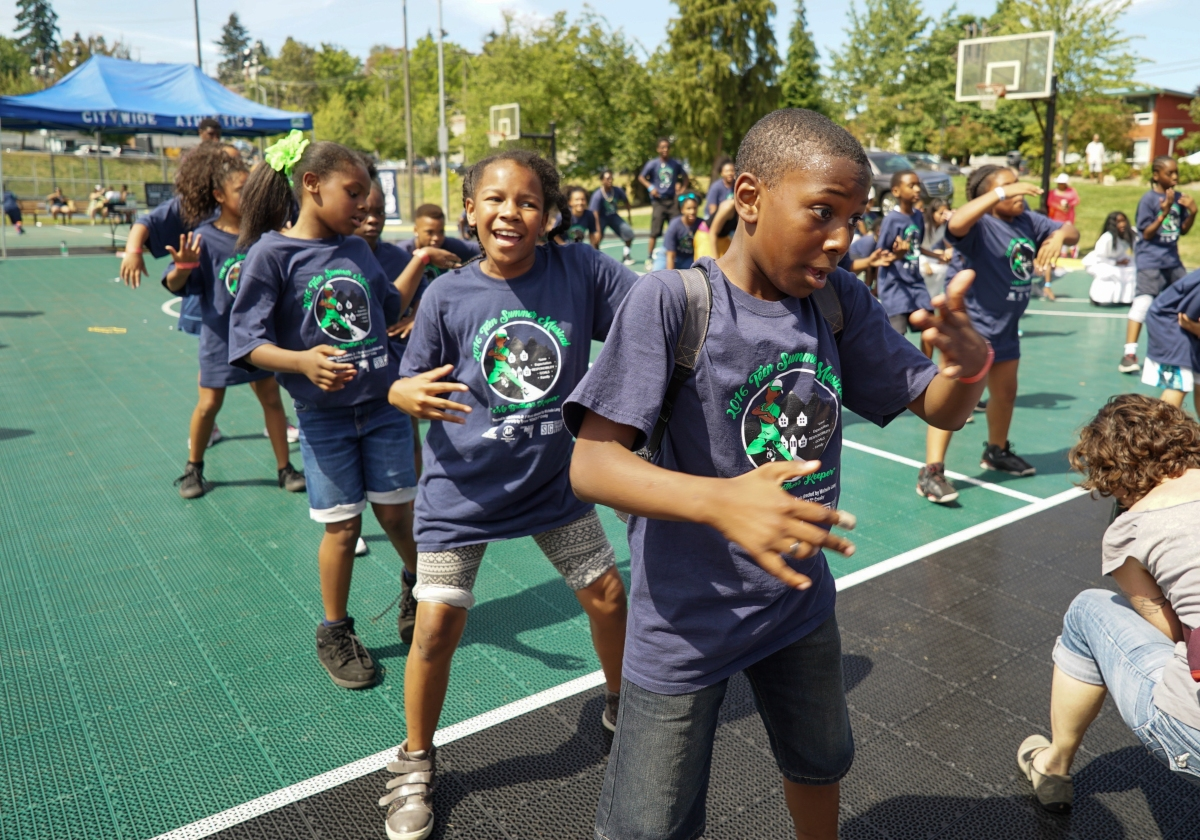 Big Day of Play Focused on Getting Seattle Moving Through Cultural Inclusion
