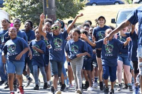 Columbia City Parade