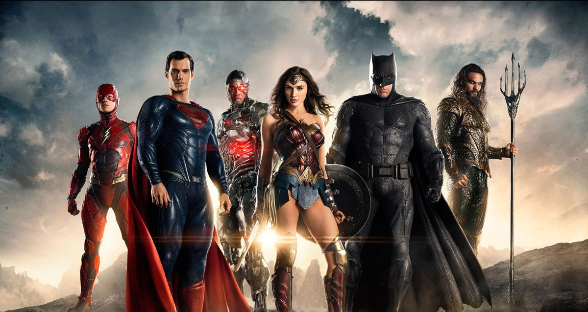 Justice League: Yet Another Superhero Movie