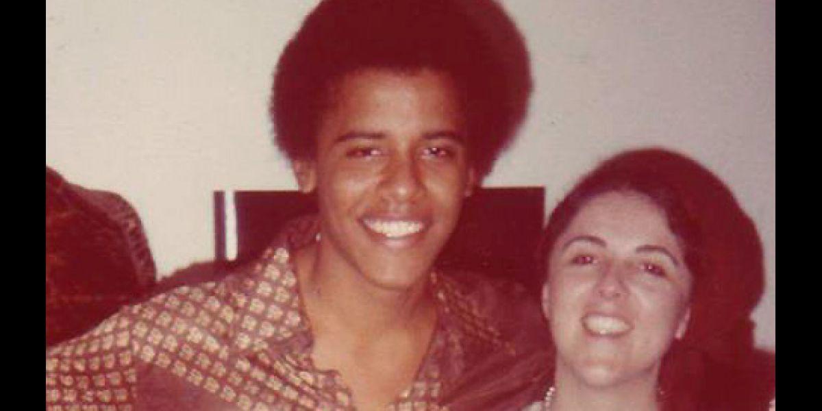 Obamas mom nude Nude Photos 25