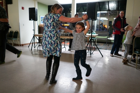 Dance party 1
