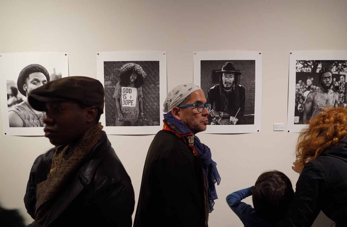 "Everyday Black Exhibit Asks ""Do You See Me Now?"""