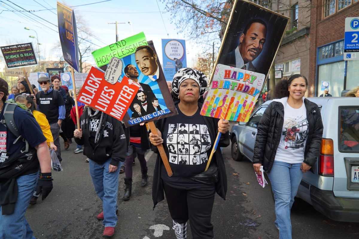 Seattle's MLK Celebrations