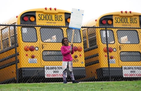 Bus drivers 12