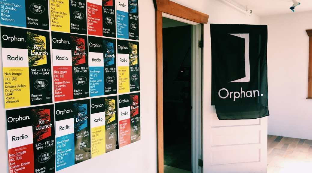 Orphan Records Relaunches Pirate Radio Station in Georgetown
