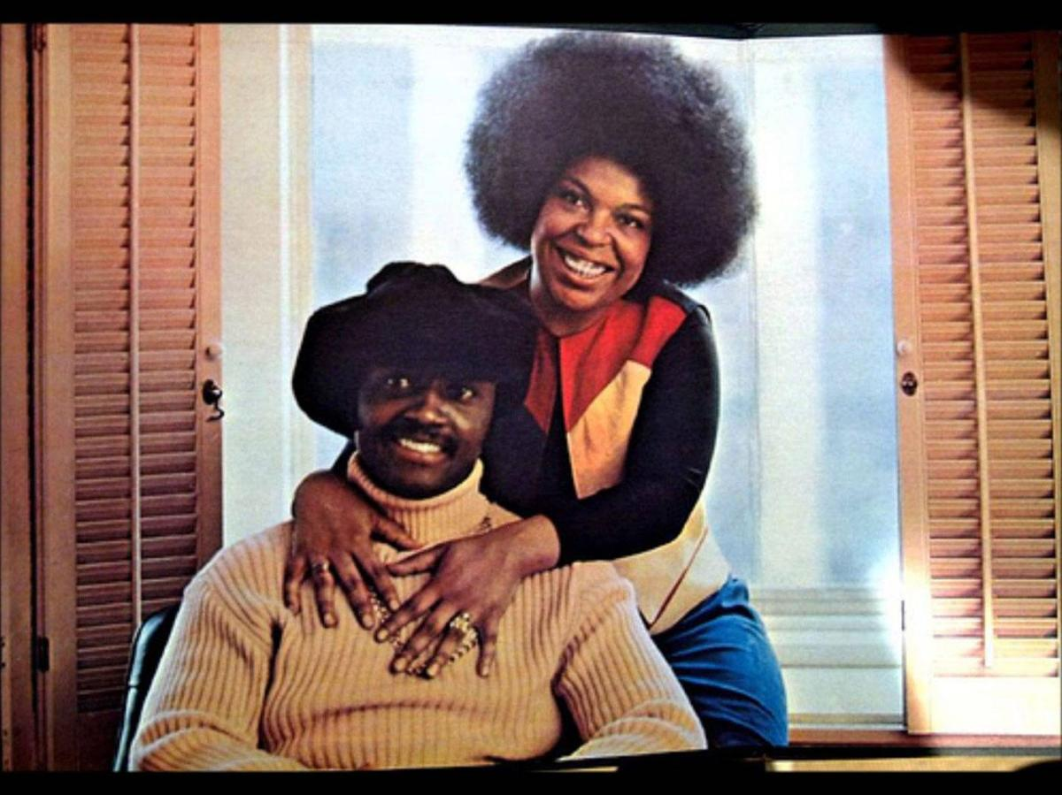The Soliloquies of Roberta Flack and Donny Hathaway at Rumba Notes Lounge