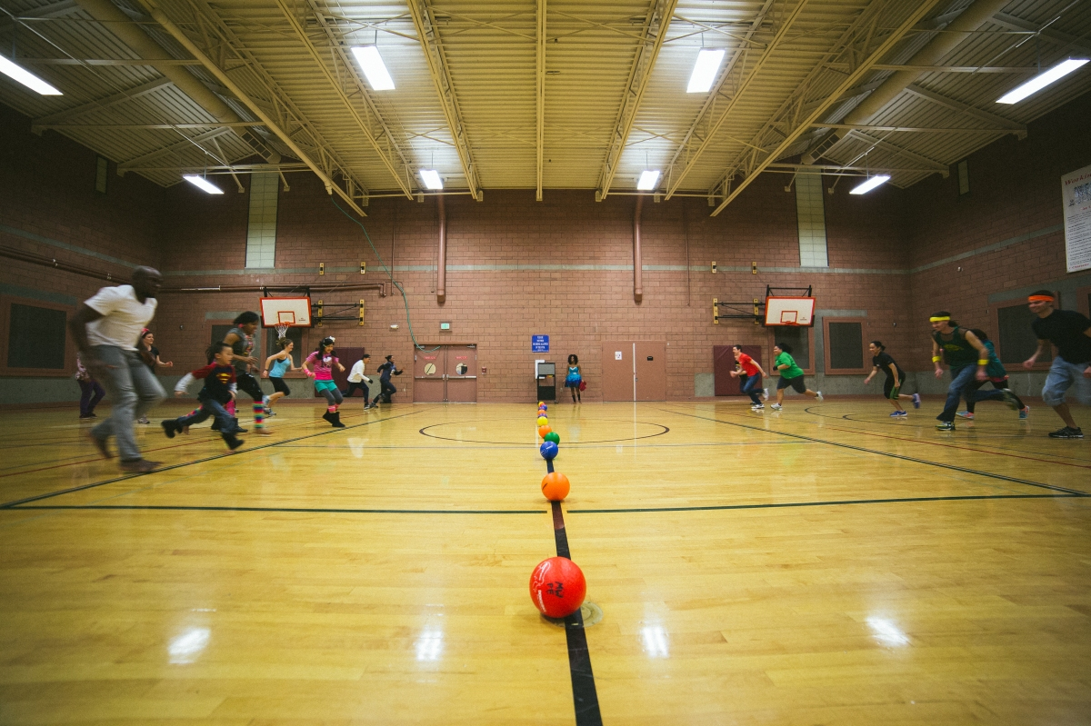 "Dodgeball Tournament ""Fun-Raiser"" To Benefit Local Freedom School"