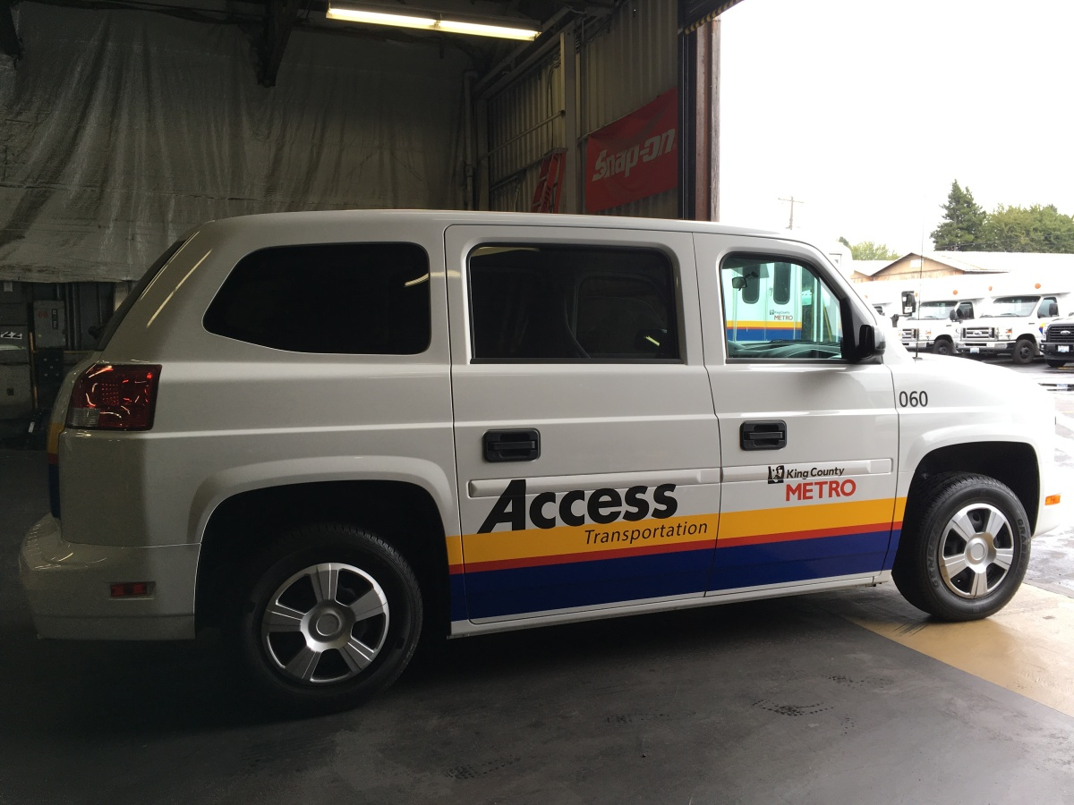 No Access: Metro Purchased Inaccessible Access Vehicles, Highlighting the Need for an Access Review Board