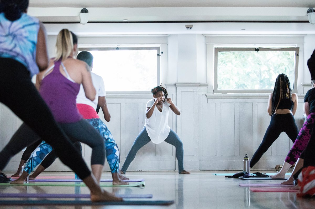 Trap Vinyasa Makes Enlightenment Accessible