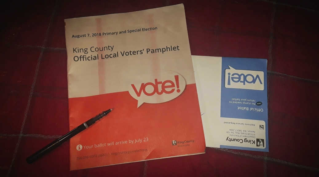 brand new 4713b 149fc News Gleams: Voter Registration Day and Washington CAN ...