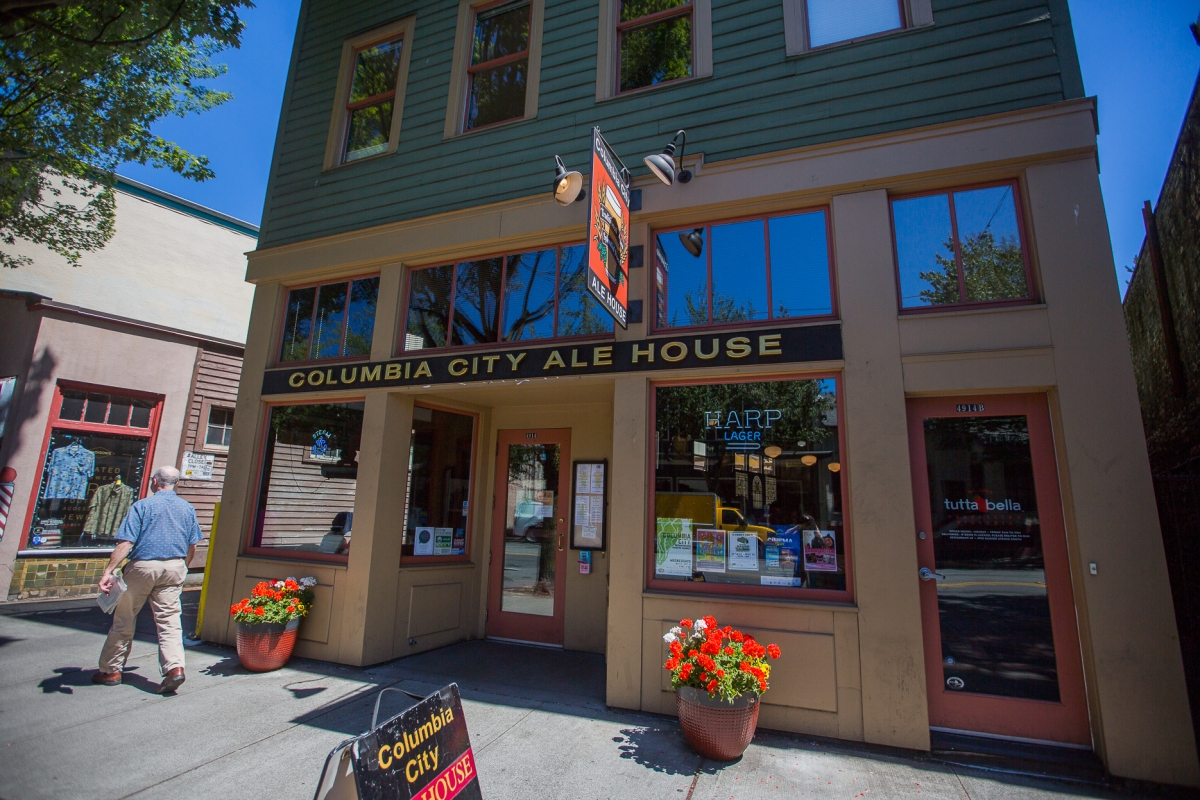Columbia City Ale House Employee Detained by ICE Agents