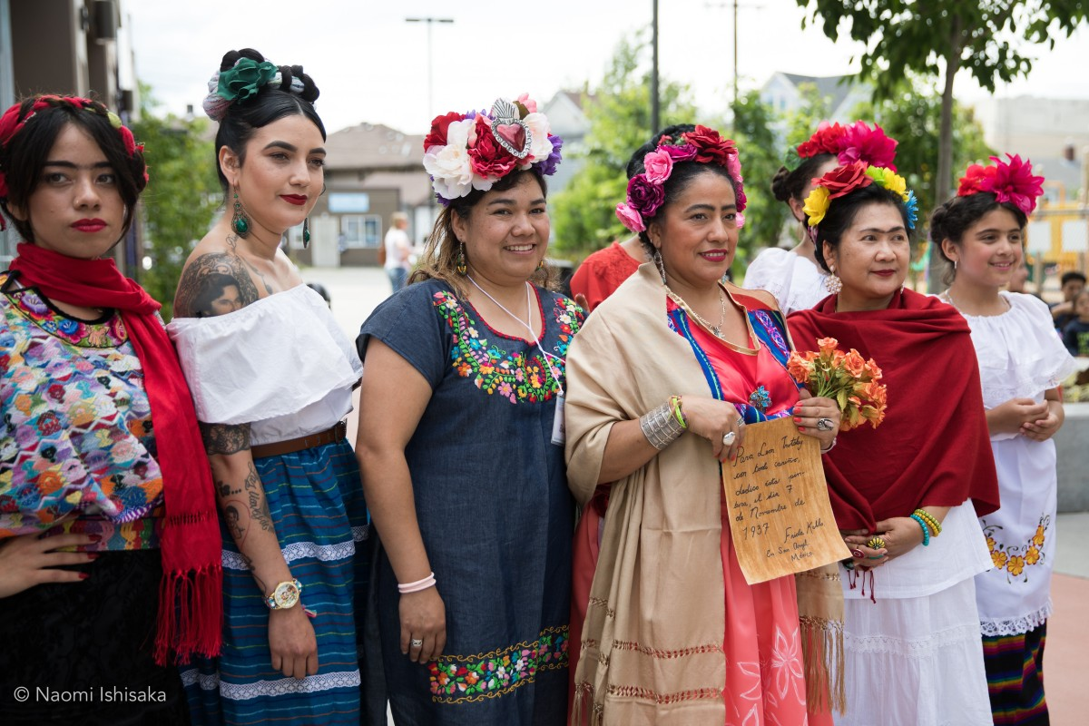 First-Annual Frida Fest Celebrates More Than Art