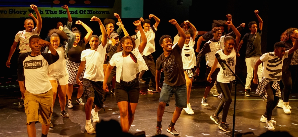 Teen Summer Musical a Springboard to a Life of Performance for Seattle youth