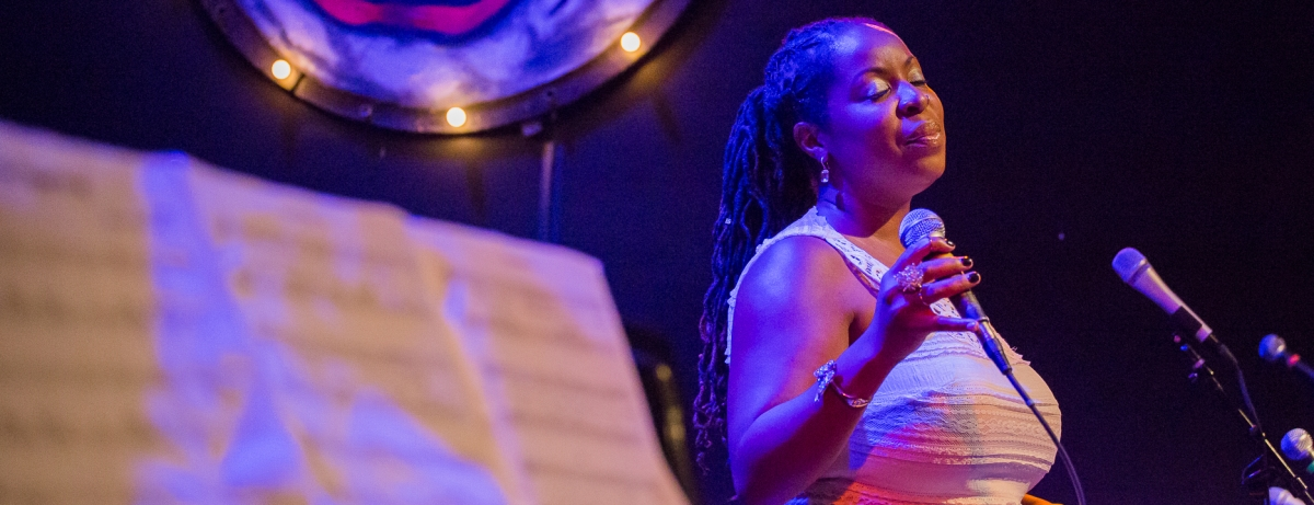Jazz Singer Johnaye Kendrick Discusses Her New Album, Inspirations and Her Role as an Educator