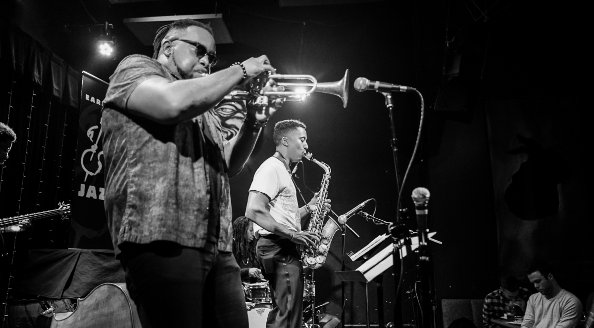 Marquis Hill's Blacktet Transcends Genre At Earshot Jazz Festival