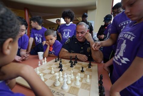 _chess -kids vs cops 20 final match 3-1