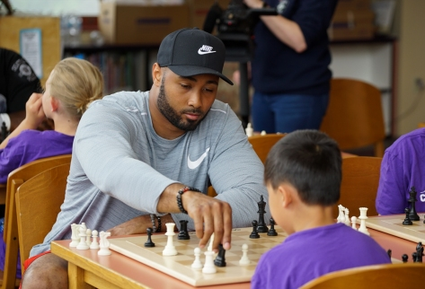 _chess -kids vs cops Seahawk 2-1