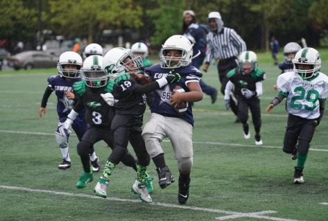 SSE Football -Raven vs Cowboy 9-15-19-King